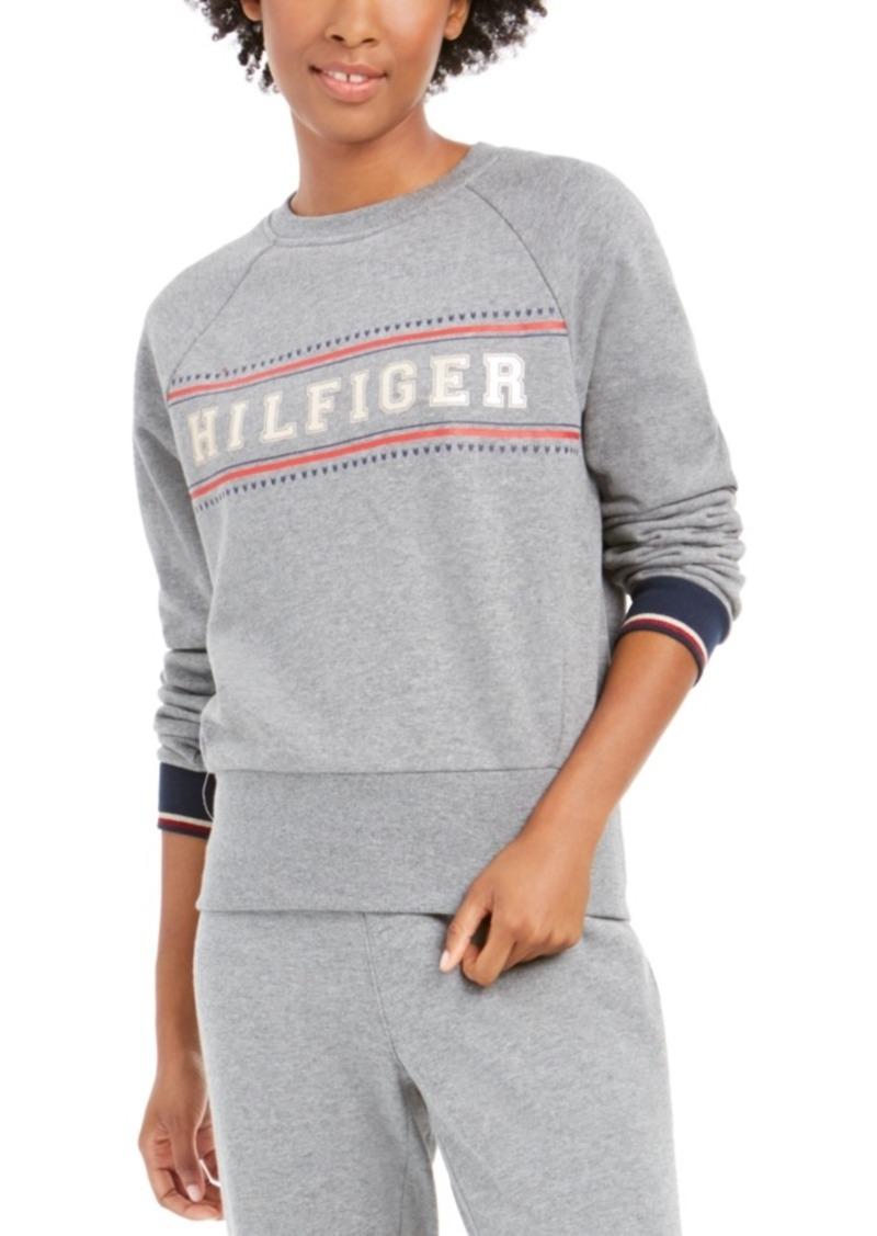 Tommy Hilfiger Sport Logo Sweatshirt