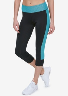 Tommy Hilfiger Sport Mesh-Trim Cropped Leggings, a Macy's Exclusive Style