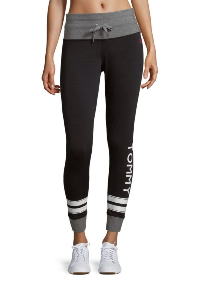 Tommy Hilfiger Mid-Rise Leggings