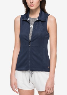Tommy Hilfiger Sport Perforated Vest, A Macy's Exclusive