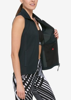 Tommy Hilfiger Sport Perforated Vest, Created for Macy's