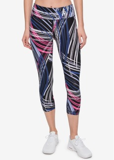 Tommy Hilfiger Sport Printed Cropped Leggings, a Macy's Exclusive Style