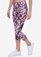 Tommy Hilfiger Sport Printed Cropped Leggings, Only at Macy's