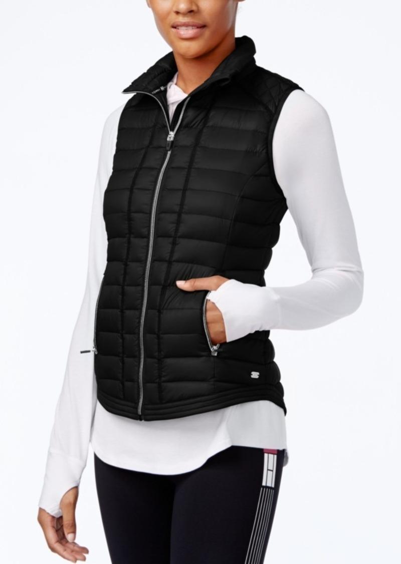 tommy hilfiger tommy hilfiger sport quilted vest a macy 39 s. Black Bedroom Furniture Sets. Home Design Ideas