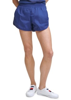 Tommy Hilfiger Sport Relaxed-Fit Running Shorts