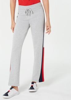 Tommy Hilfiger Sport Side-Stripe Drawstring Pants