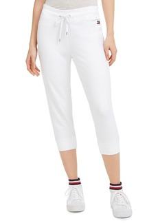 Tommy Hilfiger Sport Signature Slim-Leg Capri Pants