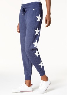 Tommy Hilfiger Sport Star-Print Jogger Pants, Created for Macy's