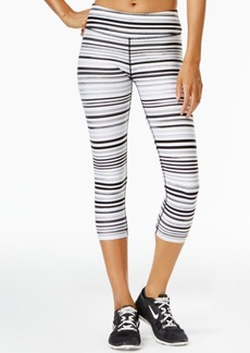 Tommy Hilfiger Sport Striped Cropped Leggings, A Macy's Exclusive Style