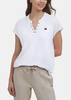 Tommy Hilfiger Sport Waffle-Knit T-Shirt