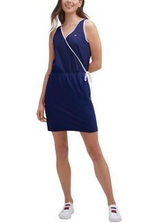 Tommy Hilfiger Sport Women's Faux-Wrap Dress