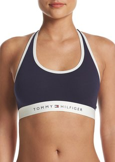Tommy Hilfiger Sporty  Women's Cotton Lounge Bralette Bra