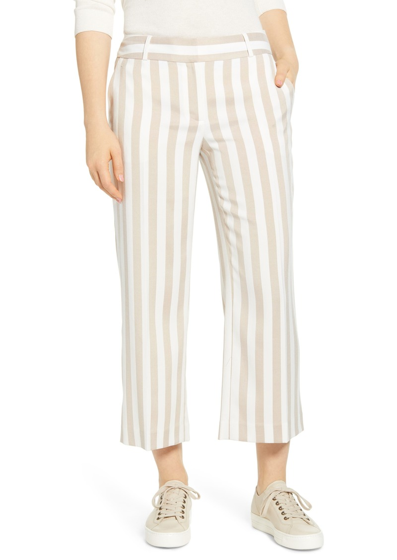 Tommy Hilfiger Stanford Stripe Crop Pants