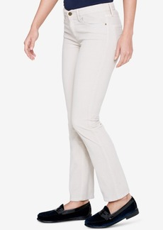 Tommy Hilfiger Straight-Leg Corduroy Pants, Created for Macy's