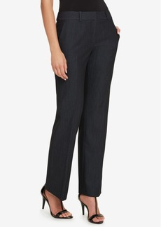 Tommy Hilfiger Straight-Leg Trousers, Created for Macy's