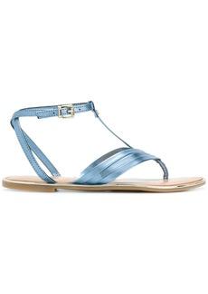 Tommy Hilfiger strappy sandals - Blue