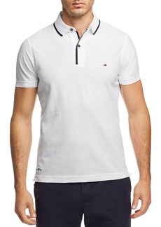 Tommy Hilfiger Stretch Slim Fit Polo Shirt