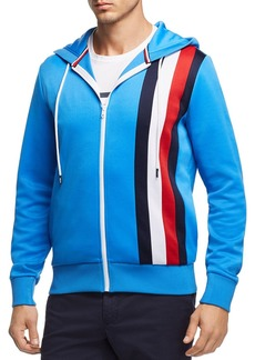 Tommy Hilfiger Stripe Logo Zip Jacket