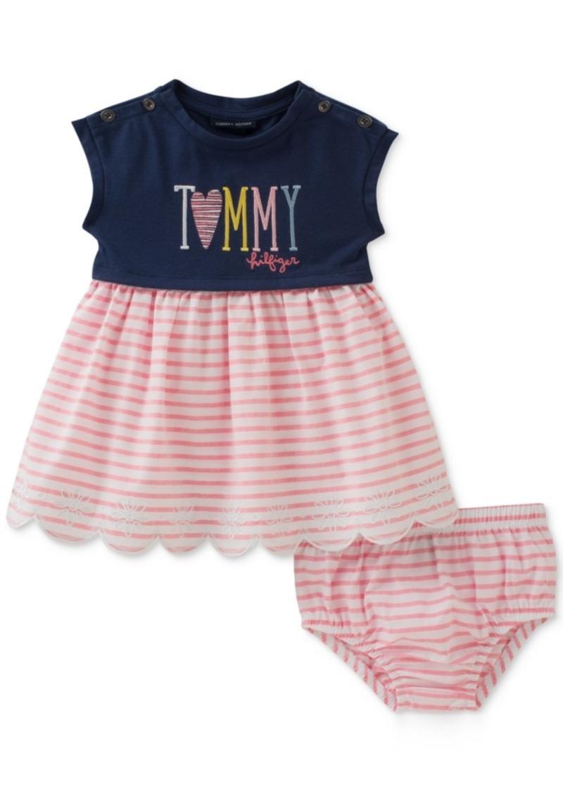 cd77a6a02 Tommy Hilfiger Tommy Hilfiger Striped Dress, Baby Girls | Dresses