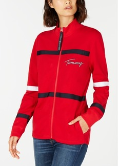 Tommy Hilfiger Striped Jacket, Created for Macy's
