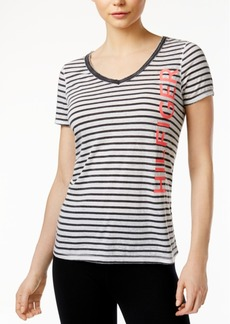 Tommy Hilfiger Sport Striped Logo T-Shirt, A Macy's Exclusive Style