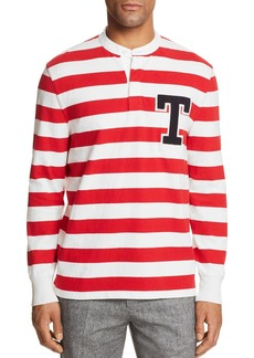 Tommy Hilfiger Striped Rugby Henley