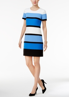 Tommy Hilfiger Striped Shift Dress