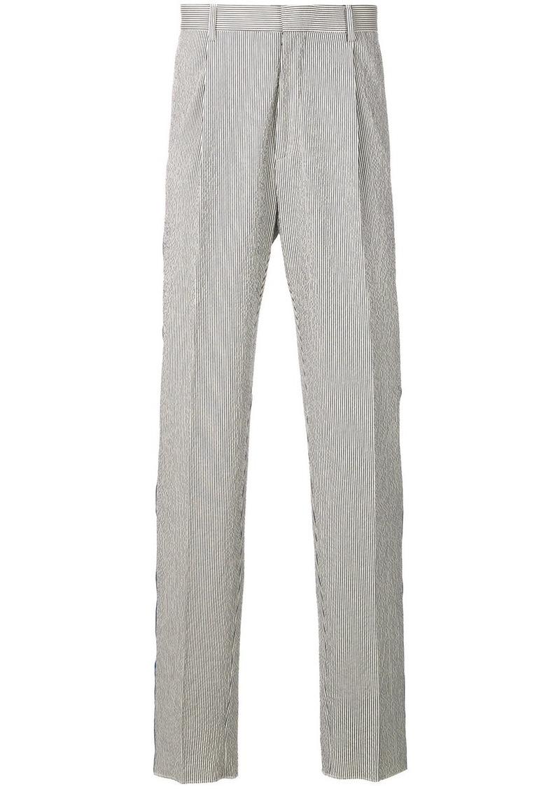6a66ab78f4a6 Tommy Hilfiger Tommy Hilfiger striped trousers - Blue