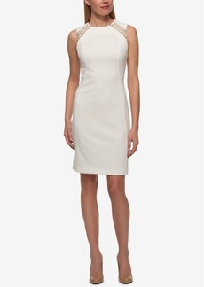 Tommy Hilfiger Studded Sheath Dress