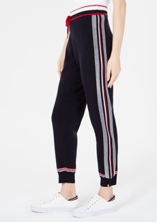 Tommy Hilfiger Sweater-Knit Jogger Pants, Created for Macy's