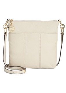 Tommy Hilfiger Th Signature Pebble Leather Crossbody