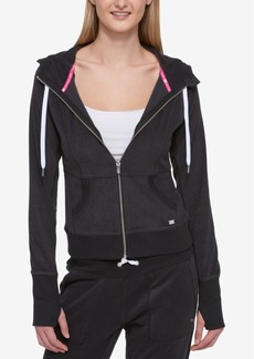 Tommy Hilfiger Thumb-Hole Hoodie, Only at Macy's