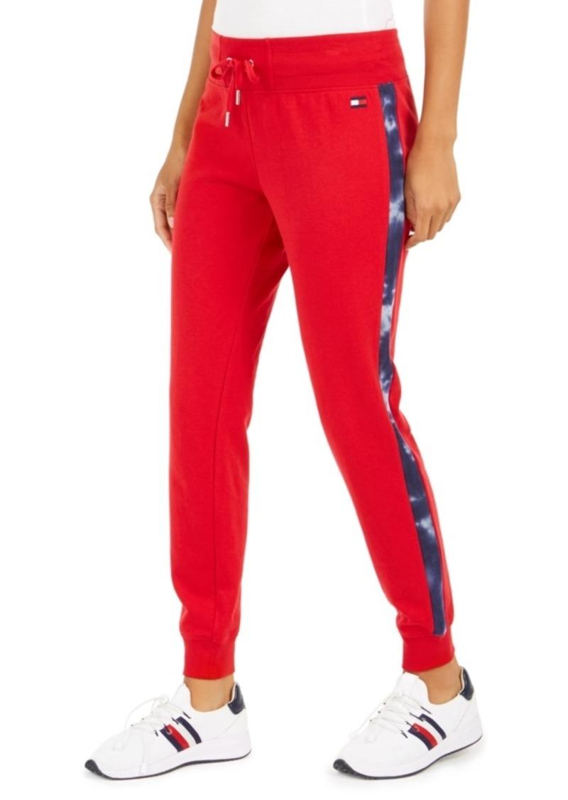 Tommy Hilfiger Tie-Dyed Stripe Jogger Pants