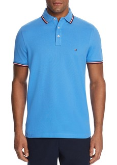 Tommy Hilfiger Tipped Slim Fit Polo Shirt
