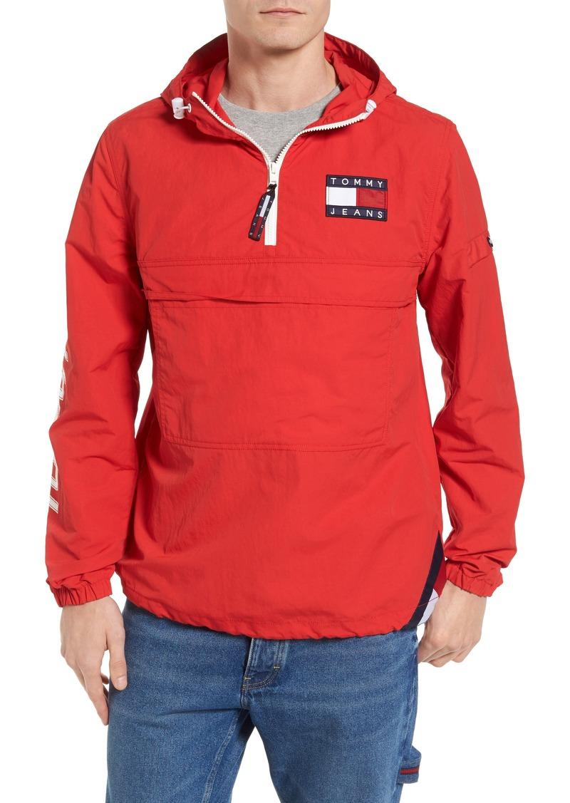 Packable Rain Jacket Mens