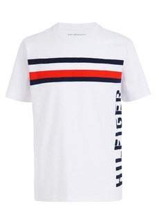 Tommy Hilfiger Toddler Boys Alvin Stripe Logo T-Shirt