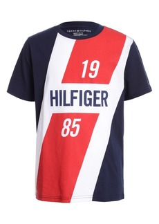 Tommy Hilfiger Toddler Boys Colorblocked Logo Panel T-Shirt