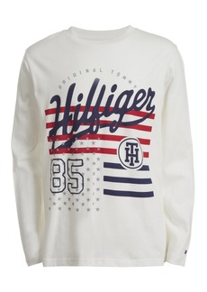 Tommy Hilfiger Little Boys Dexter Logo T-Shirt