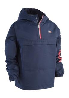 Tommy Hilfiger Toddler Boys Fraiser Pullover Hooded Windbreaker Jacket