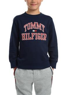 Tommy Hilfiger Toddler Boys Henry Fleece Logo Sweatshirt