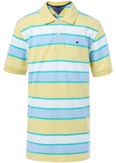 Tommy Hilfiger Toddler Boys John Stripe Pique Polo
