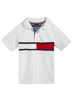 Tommy Hilfiger Toddler Boys Logo Polo