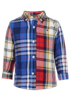 Tommy Hilfiger Toddler Boys Raymond Plaid Cotton Shirt