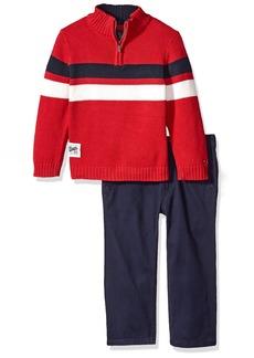 Tommy Hilfiger Little Boys' Toddler Sweater Pants Set-