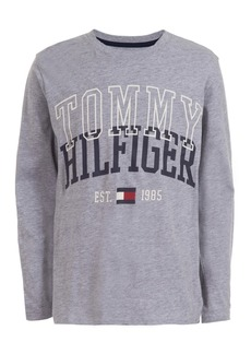 Tommy Hilfiger Little Boys Tony Logo T-Shirt