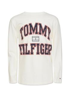Tommy Hilfiger Toddler Boys Varsity Logo Shirt