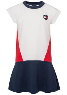 Tommy Hilfiger Big Girls Color Block Dress