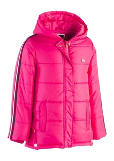 Tommy Hilfiger Toddler Girls Hooded Puffer Jacket