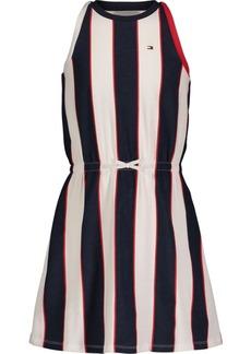 Tommy Hilfiger Toddler Girls Striped Tank Dress