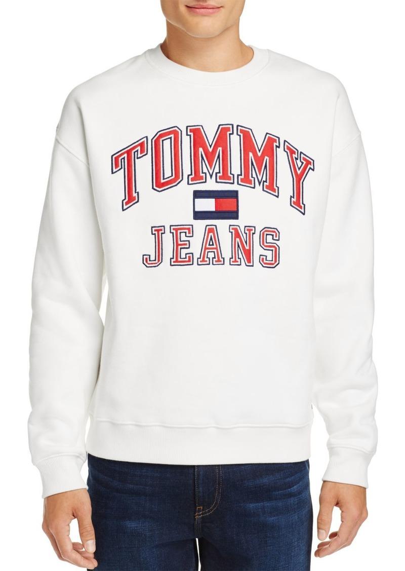 Tommy Hilfiger Tommy Jeans 90's Logo Hooded Sweatshirt